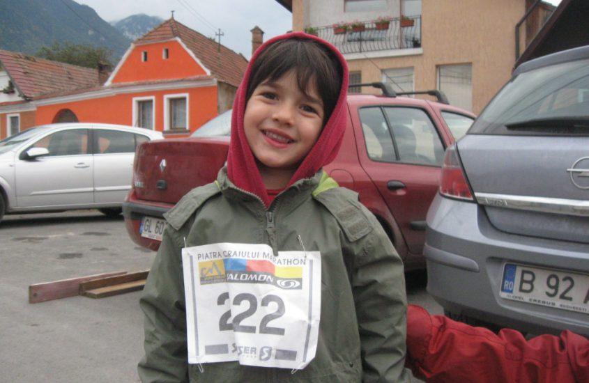 Iulia după concurs